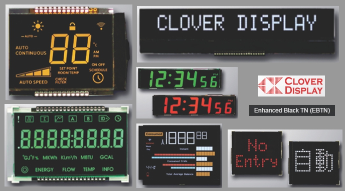 Clover LCD and LCM Australia