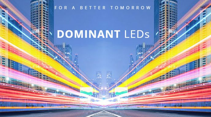 Dominant for SMT LED range Australia Opto